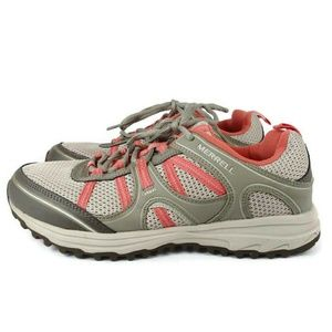 Merrell Trail Hace Coral Hiking Trail Sneakers 8.5